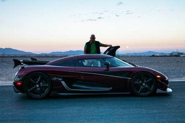 Koenigsegg Agera RS Weltrekord