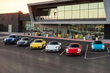 Die Porsche Flatrate - Abo auf Porsche-Modelle