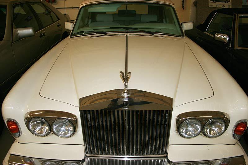 Rolls Royce mit Spirit of Ecstasy