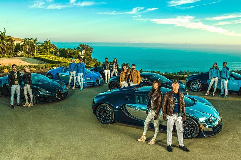 Bugatti Veyron Family