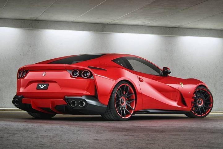 Ferrari 812 Superforte Wheelsandmore