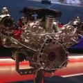 V8-Turbomotor von Ferrari