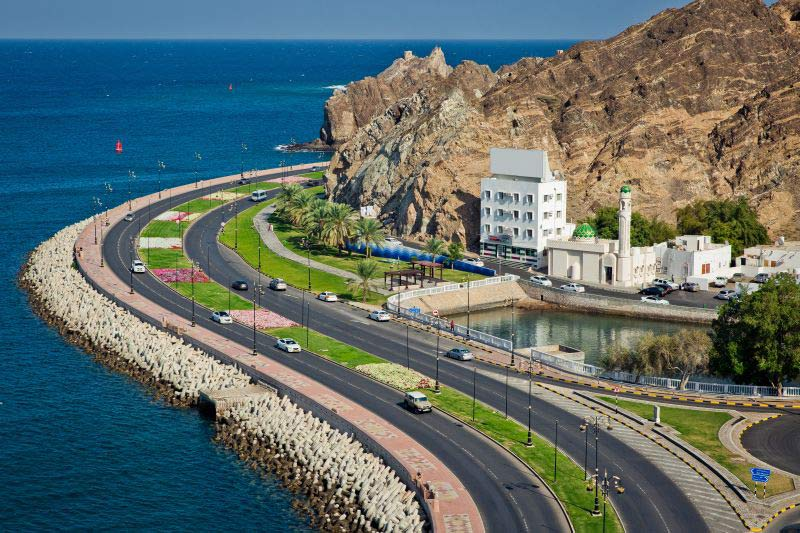 Sportautotour im Oman