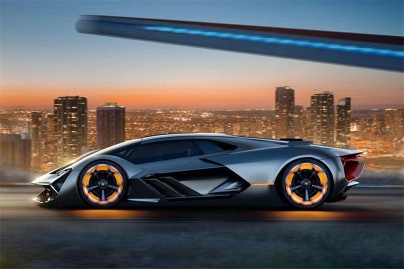 Lamborghini LB48H