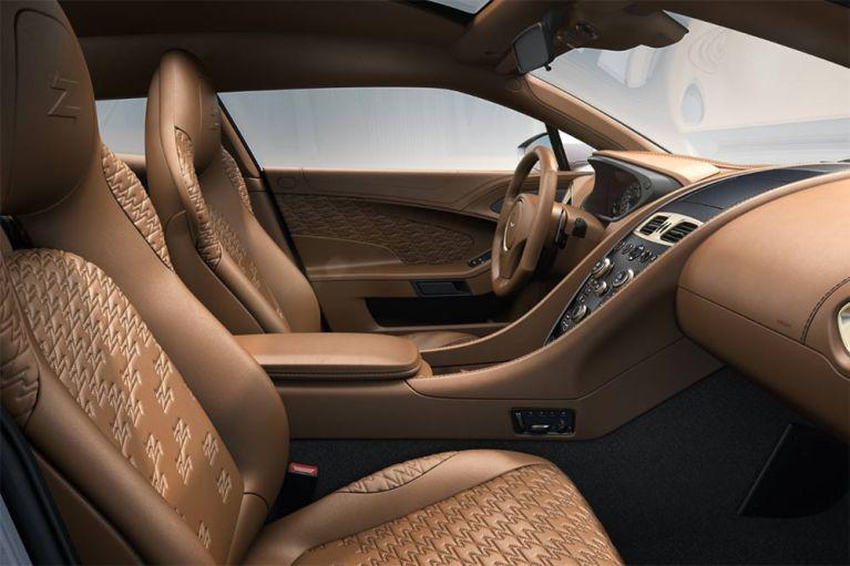 Aston Martin Vanquish Zagato Shooting Brake - Interieur
