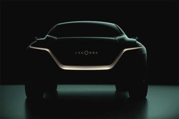 Lagonda All-Terrain Konzept