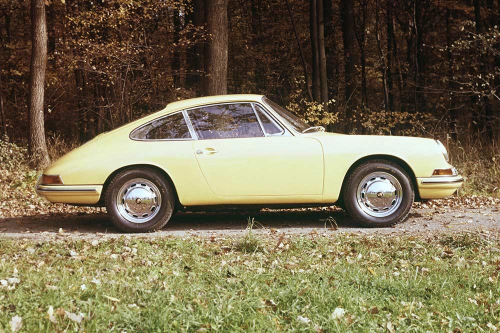 Porsche Typ 901 - Prototpy