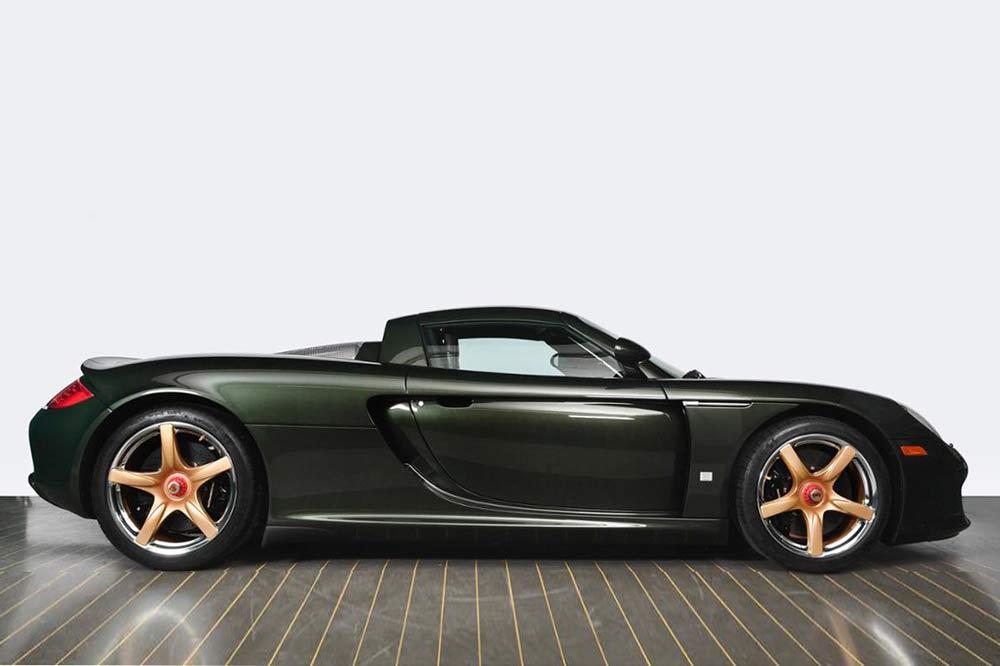 Restaurierung eines Porsche Carrera GT