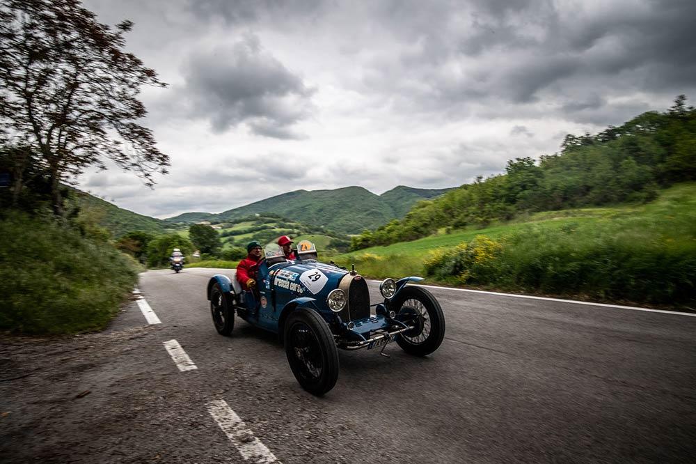 Bugatti @ Mille Miglia 2019