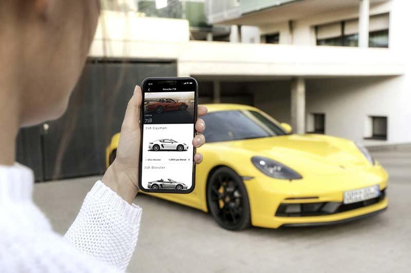 Porsche Neu- und Gebrauchtwagen online reservieren und kaufen