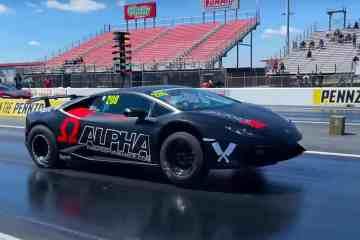 Schnellster Lamborghini Huracan der Welt