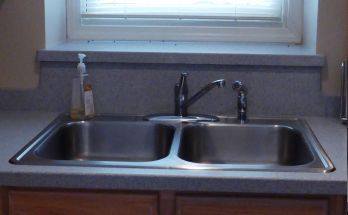 measure kitchen sink