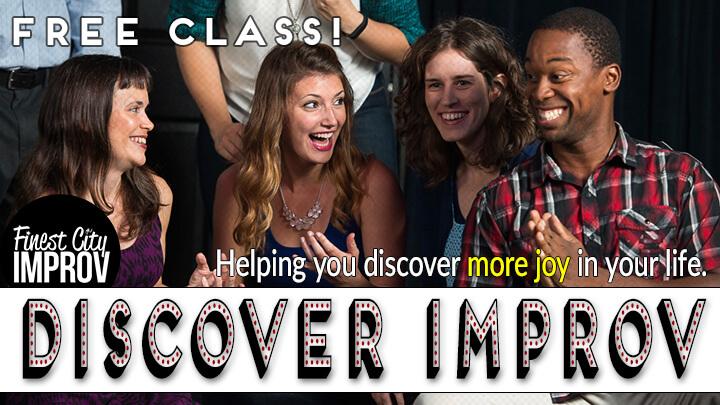 free improv class