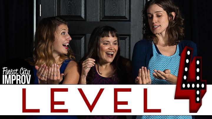 level 4 improv class