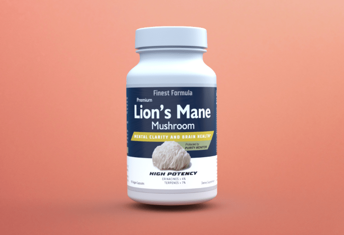 Finest Formula - Lion's Mane Extract