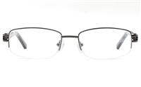 Coach HC5038 Acetate Womens Cat eye Semi-rimless Optical