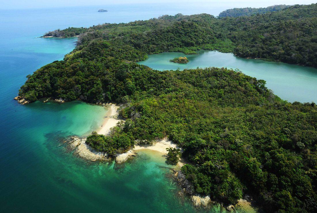 ISLAS CAYONETAS PRIVATE ISLANDS IN LAS PERLAS PANAMA