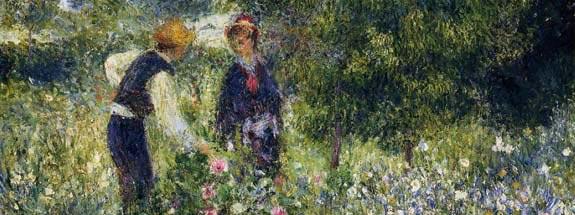 Pavia Renoir e limpressionismo in Lombardia  Viaggi e vacanze di Finestre sullArte