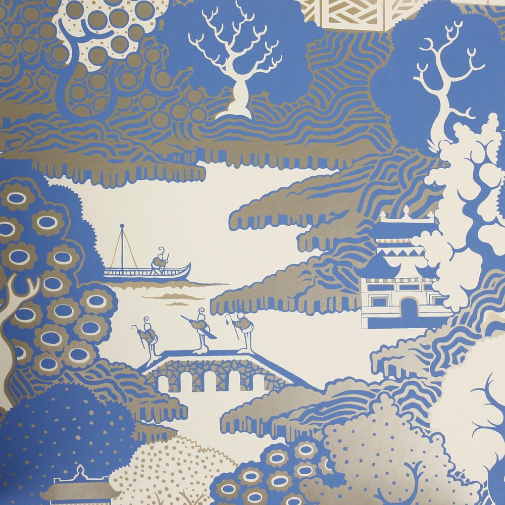 Osborne  Little  Summer Palace Wallpaper