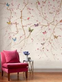 Jaima Brown - Butterfly Folly Mural