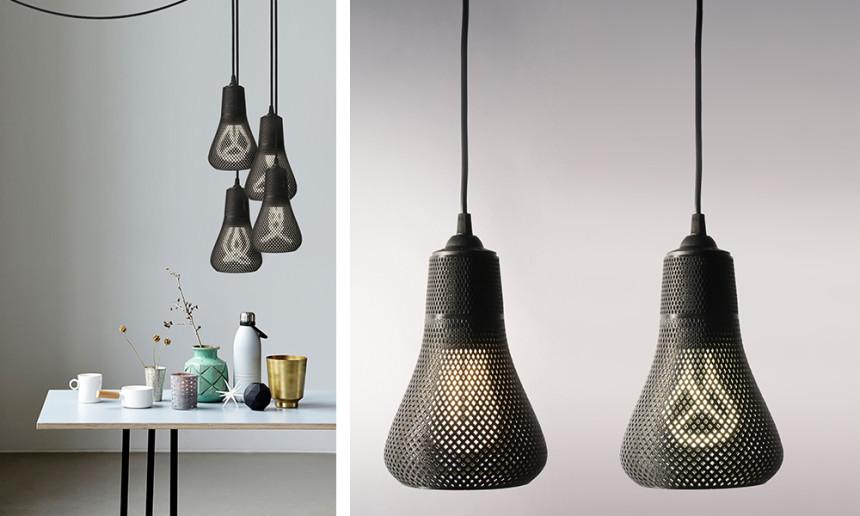 Lampade e lampadari 3d o fai da te le idee per illuminare casa