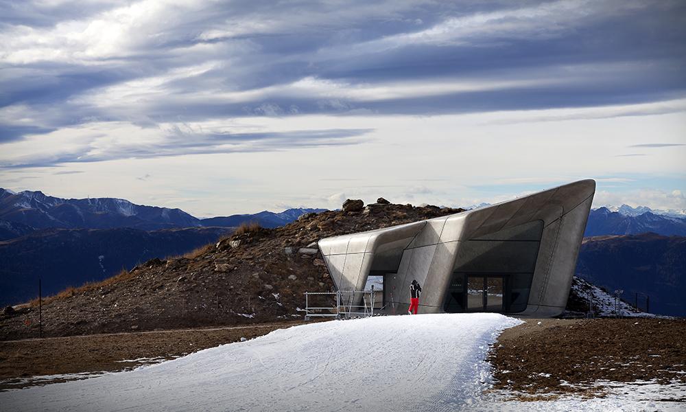 Messner Mountain Museum il pi alto delle Dolomiti