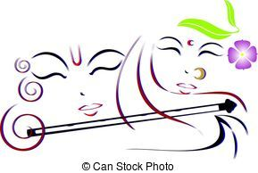 Radha Krishna As One Clipart Google Search 2020