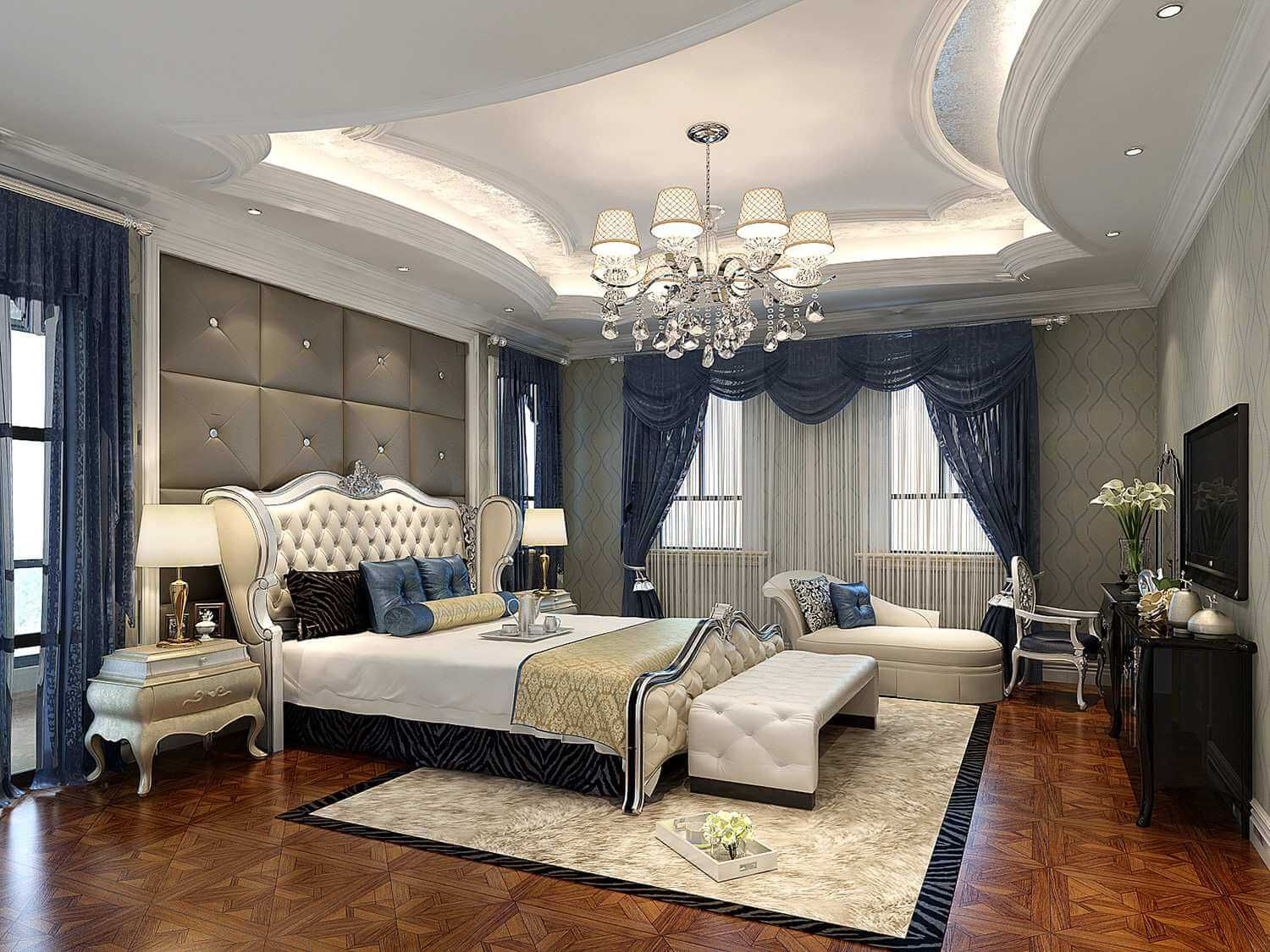 Magnificent Ultra Modern Ceiling Design In Your Bedroom 2020