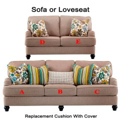 Ashley Hariston Sofa Review 7 Belgian Classic Slope Arm Upholstered Replacement Cushion Cover 2550038 Or Home Cushions 2550035 Love