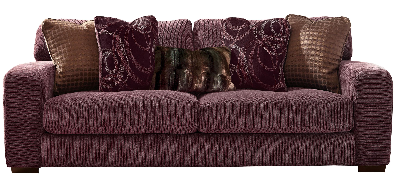 Jackson Serena Plum 227603 Sofa or 227602 Love Seat