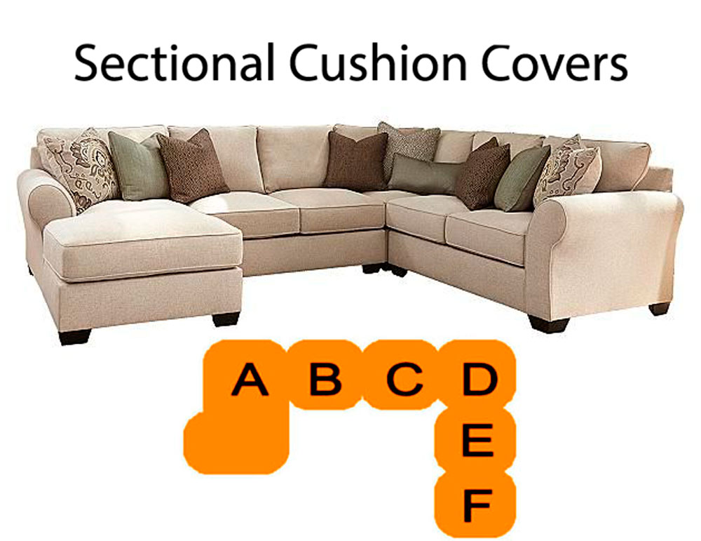 Ashley Maier Sectional Replacement, Ashley Furniture Replacement Cushions