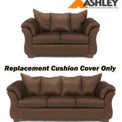 How To Replace Sofa Cushion Covers Hogan Reclining Ashley Furniture Darcy Replacement Cover Only 7500438 Or