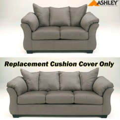 How To Cover A Sofa Cushion Futon Bed Overstock Ashley Darcy Replacement Only 7500538 Or