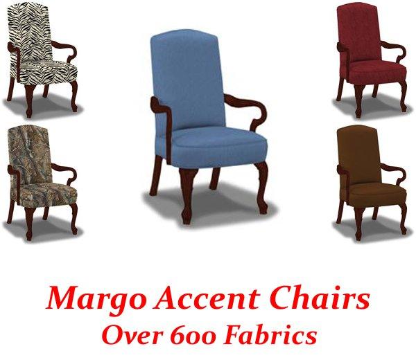 Margo Gooseneck Accent Chair
