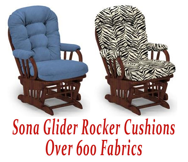 cushions for glider chairs stool chair images rocker sona cc4137 jpg