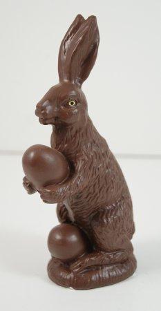 Fake Food Chocolate Bunny