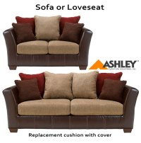 Sofa Replacement Cushion Covers Replacement Sofa Seat ...