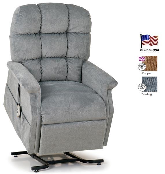 Lift Chair Recliner, Medium Size, Hampton