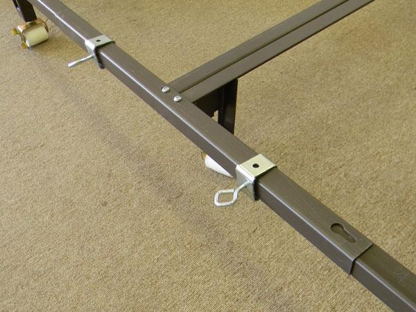 Heavy Duty Queen Size Metal Bed Frame