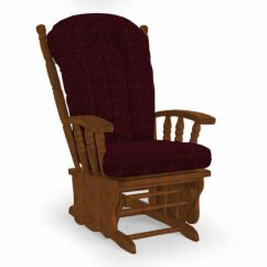 How To Repair A Glider Rocking Chair Retro Lounge Replacement Covers For Rocker Cushions