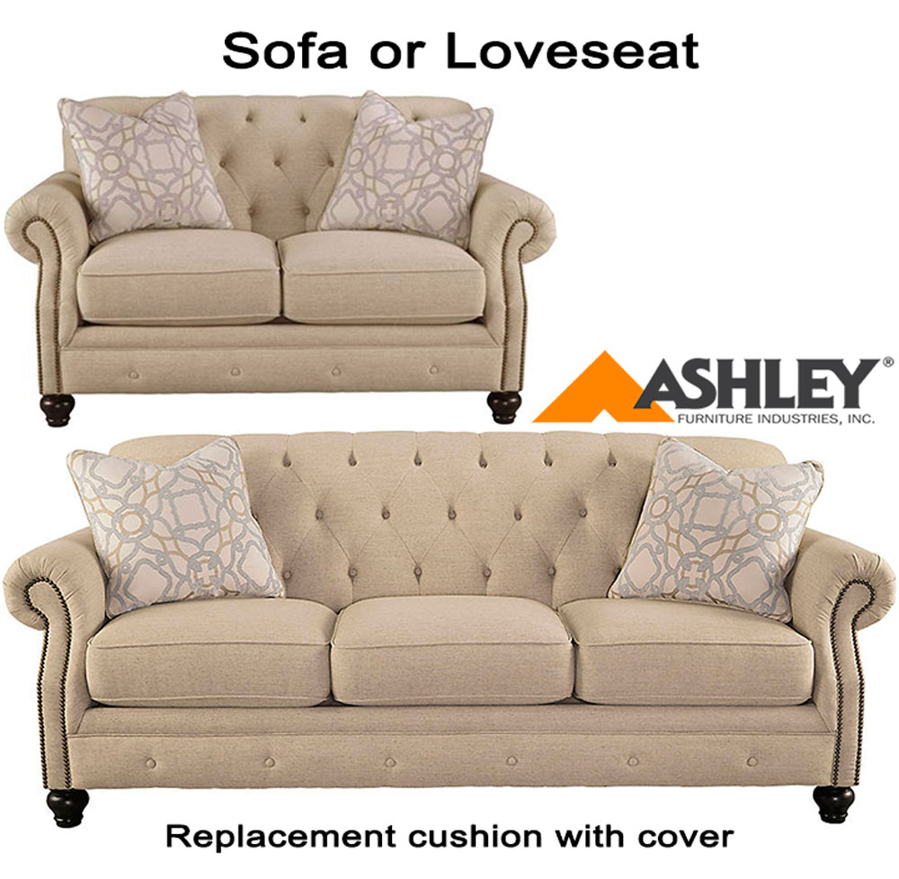 replacement cushions for living room sofa 2 half wall tiles in cushion best 10 ...
