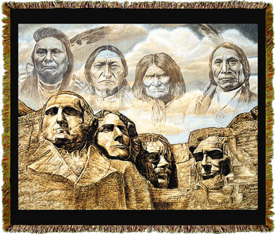 Native American Founding Fathers Tapestry