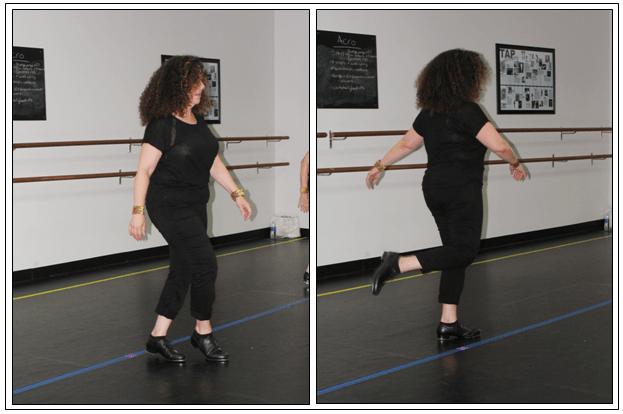 FWE - tap dancing 061316 practice