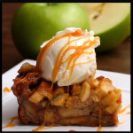 apple pie bread pudding