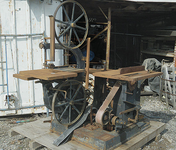 Old Woodworking Machines Forum