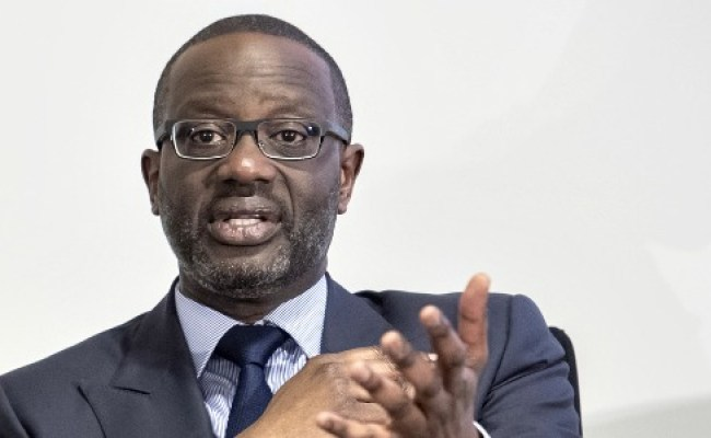 Tidjane Thiam No Appetite For A Feast