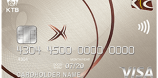 KTC X Visa payWave Signature