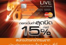 สมัครบัตรเครดิตธนชาต-Credit-Card