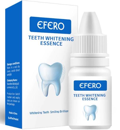 Efero teeth whitening essence