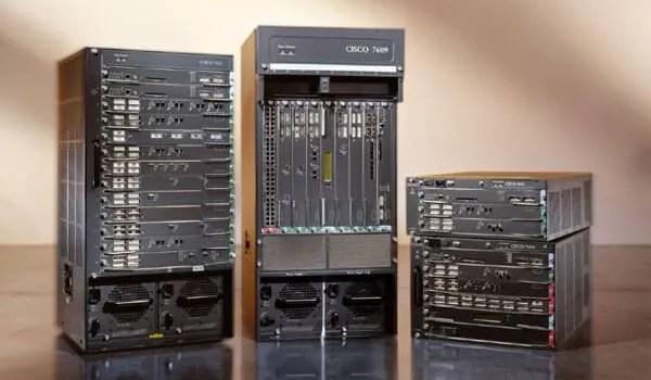 Configuration de base d'un routeur 1